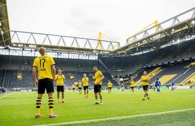 El esperado retorno y los primeros resultados de la Bundesliga