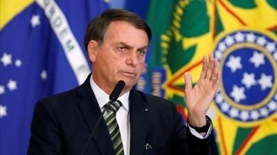Pedirán iniciar juicio político contra Bolsonaro