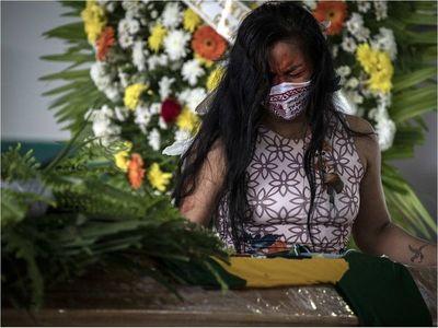 Brasil supera las 15.000 muertes por Covid-19