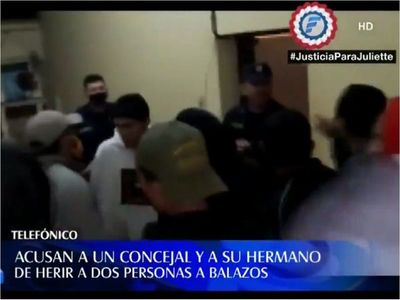 Ordenan prisión preventiva para concejal de San Roque González