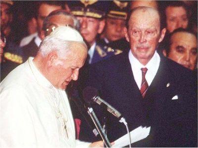 32 años de la histórica visita del papa Juan Pablo II a Paraguay