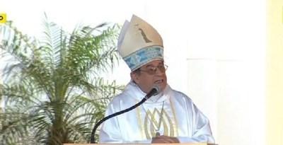 Homilia del Monseñor Ricardo Valenzuela
