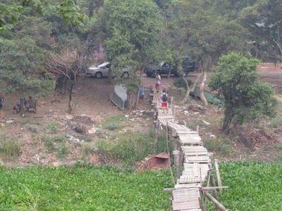 Cruzan ilegalmente de Paraguay a Formosa para cobrar pensión