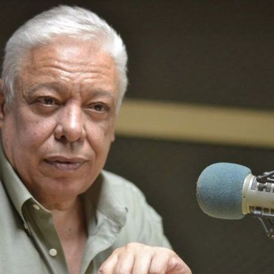 Falleció el locutor radial Óscar Boubée