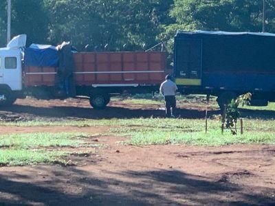 Denuncian que camiones con contrabando siguen entrando desde el Brasil