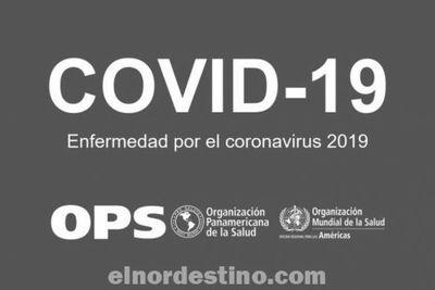 Organización Mundial de la Salud advirtió que la nueva enfermedad Covid19 podría quedarse para siempre