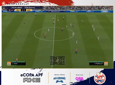 Sol de América se reafirma como escolta al golear a Nacional