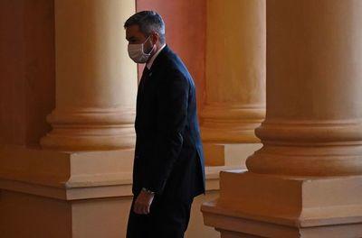 Abdo expondrá gestión ante coronavirus en Asamblea de la OMS