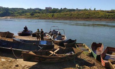 Marinos incautan varias  embarcaciones precarias – Diario TNPRESS