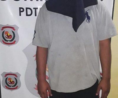 Aprehenden a solitario delincuente que  intentó robar recaudación de una bodega – Diario TNPRESS