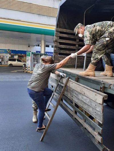 Fuerzas Militares aclara que no ha realizado compras con fondos Covid-19