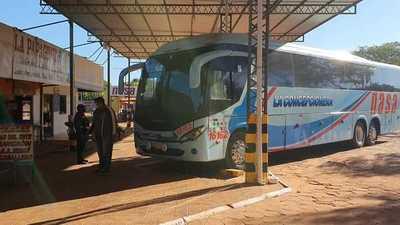 Terminal de Ómnibus de Concepción reabre sus puertas
