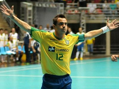 Falcao, el Rey del Futsal