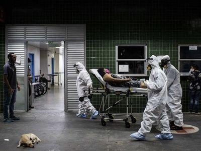 Brasil registra más de 16.000 muertes por coronavirus