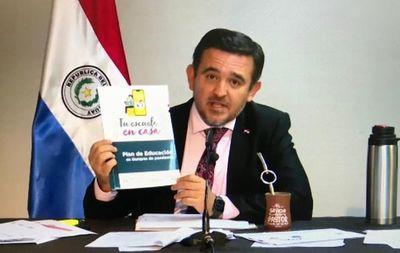 Voto censura para Eduardo Petta será analizado por el Senado el jueves próximo