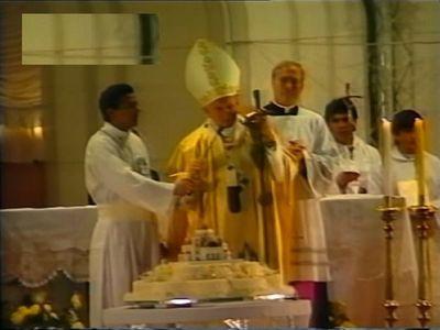 El día en que Juan Pablo II celebró su cumpleaños en Paraguay