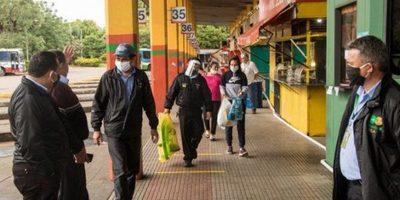 Unas 12.000 personas ya pasaron por la Terminal de Asunción en su reapertura
