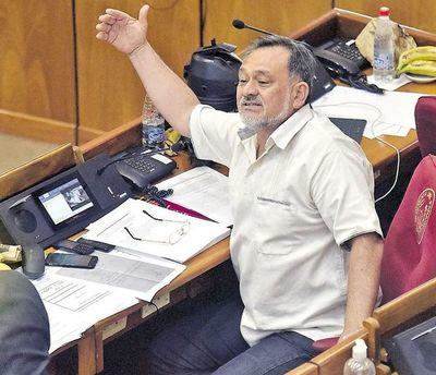 Senador Sixto Pereira pide a ciudadanía esteña movilizarse contra el Clan Zacarías