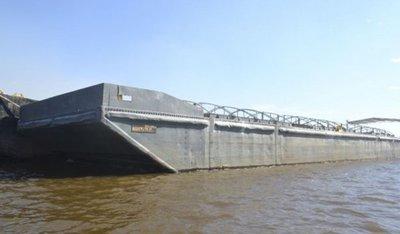 Este martes se reinicia la navegación por el río Paraná