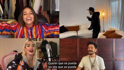 """Artistas de Latinoamérica se unen para nueva versión de """"Color Esperanza"""""""