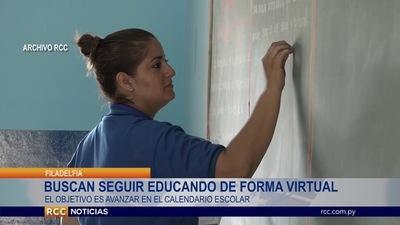 SECTOR PRIVADO BUSCA SEGUIR EDUCANDO DE FORMA VIRTUAL EN EL CHACO