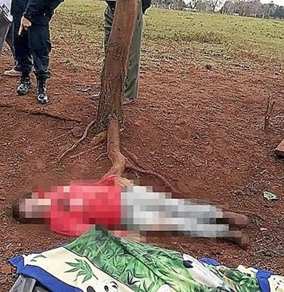 RAYO mató a una mujer en la zona de TAVAPY