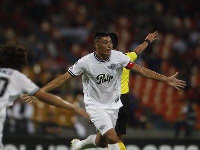 Los goles de Tacuara Cardozo se quedan en Tuyucuá