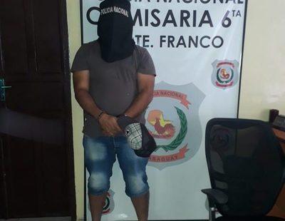 Presunto delincuente con orden de captura  utilizaba cédula ajena para despistar a policías – Diario TNPRESS