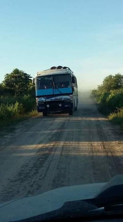 Reactivan servicio de buses a Alto Paraguay