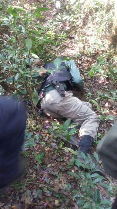 Un guardaparques fue asesinado en la reserva natural Tapyta, Departamento de Caazapá