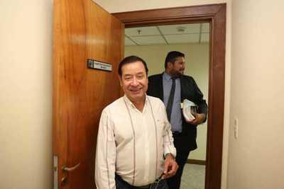 Defensa de Cuevas reitera pedido de pericia contable