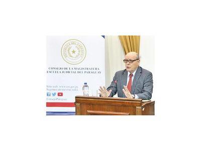Mediante pacto abdocartollanista eligen a César Diesel para la Corte