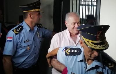 Juez ordena libertad de Ramón González Daher y su hijo