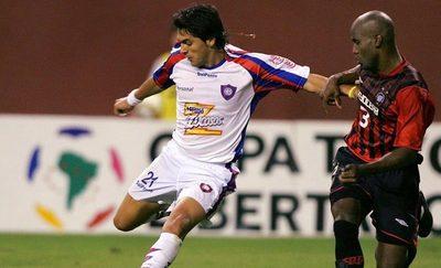Sasá habló sobre su gran sufrimiento en la Libertadores 2005