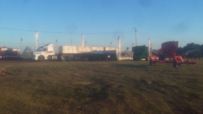 A pesar de restricciones, camión brasilero ingresó por el Puente de la Amistad