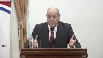 César Diésel ya es nuevo ministro de la Corte Suprema de Justicia