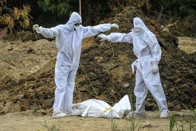 Más de 320.000 muertos por coronavirus en todo el mundo