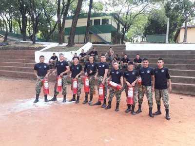 SNPP contribuye con la formación técnica del personal militar