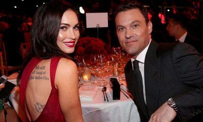 Megan Fox y Brian Austin Green anuncian su separación tras 10 años de matrimonio