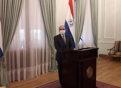 En la región hay cerca de 3.000 paraguayos que desean retornar a nuestro país, dice canciller nacional