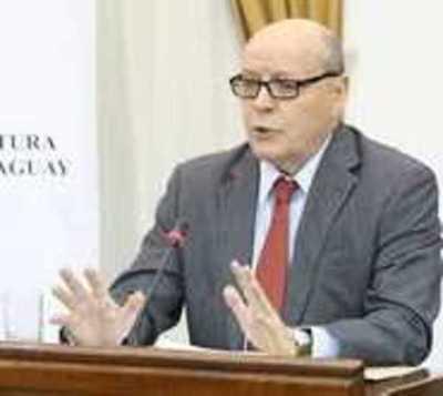 Abdo acepta a César Manuel Diesel como Ministro de la Corte Suprema