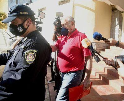 Ramón González Daher y su hijo recuperan la libertad