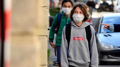 Francia no registra por ahora una segunda ola de contagios de coronavirus