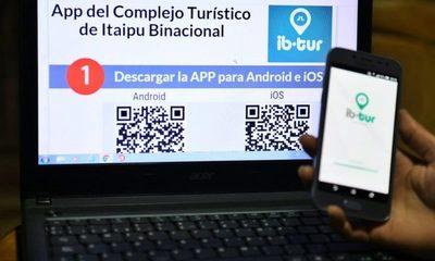 Itaipú desarrolla aplicación móvil para cuando se retomen las visitas al complejo turístico