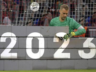 Manuel Neuer renueva con Bayern Múnich hasta junio del 2023