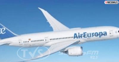Anuncian vuelo de repatriación Madrid-Asunción