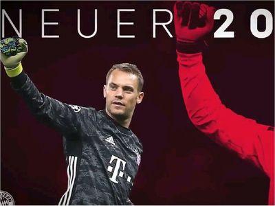 Manuel Neuer renueva con el Bayern hasta junio de 2023
