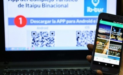 Itaipu desarrolla App para cuando se retomen las visitas al CTI