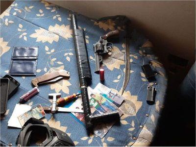 Detienen a sospechoso de un robo agravado en Asunción