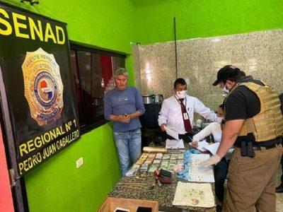 """11 abogados se presentan para defender al """"Rey del Crack"""""""